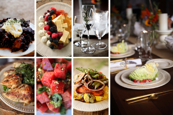 How Long To Allow Guests To Get Food At Wedding